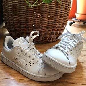 adidas Shoes - White adidas sneakers